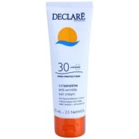 krema za sončenje proti staranju kože SPF 30