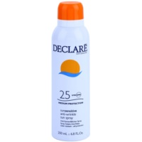 spray do opalania SPF 25