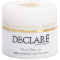 crema nutritiva con multivitaminas