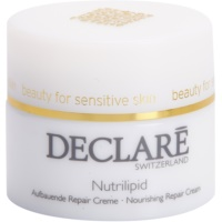 nährende und erneuernde Creme für trockene und gereizte Haut