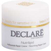 crema nutritiva reparadora para pieles secas e irritadas