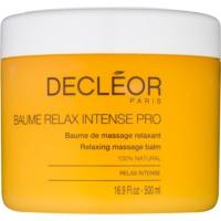 балсам за релаксиращ масаж с есенциални масла