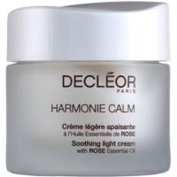 лек успокояващ крем за чувствителна кожа на лицето