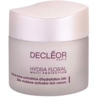 Rich Hydrating Cream For Normal And Dry Skin