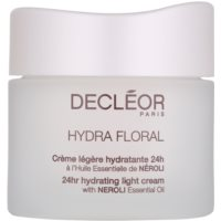 Decléor Hydra Floral creme hidratante para pele normal a mista