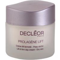 Decléor Prolagene Lift verfeinernde Crem für trockene Haut