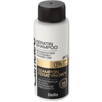 champô de queratina para cabelo danificado