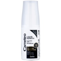 queratina líquida en spray para cabello maltratado o dañado