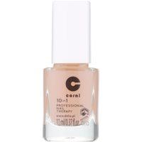 Delia Cosmetics Coral tratamiento profesional de uñas 10 en 1