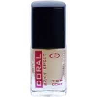 Protective Mattifying Top Coat Polish