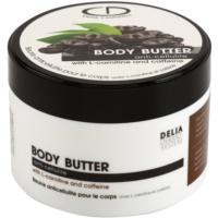 tělové máslo proti celulitidě