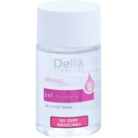 Delia Cosmetics Dermo System Cleansing Micellar Gel For Sensitive Skin