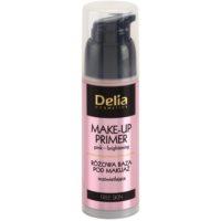 Delia Cosmetics Free Skin baza de machiaj iluminatoare