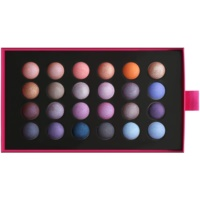 Dermacol Color Sensation BonBon paleta očných tieňov
