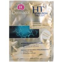 intenzivní hydratační maska s kyselinou hyaluronovou