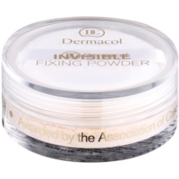 Dermacol Invisible pudra transparent