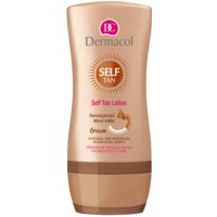 Dermacol Self Tan samoopaľovacie telové mlieko