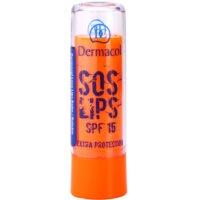 bálsamo hidratante para lábios SPF 15
