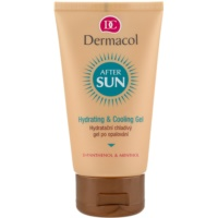 gel refrescante after sun