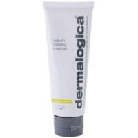 Máscara facial de limpeza para pele oleosa propensa a acne