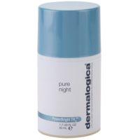 Crema pentru noapte cu efect hranitor si iluminator Crema hranitoare de noapte cu efect de iluminare pentru piele cu hiperpigmentare