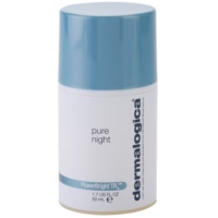поживний роз'яснюючий нічний крем для гіпер-пігментованої шкіри
