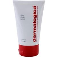 Reinigungspeeling für die Haut vor der Rasur
