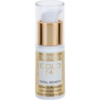 Dermika Gold 24k Total Benefit Luxurious Rejuvenating Cream Around Eyes