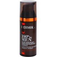 Dermika 100% for Men krem intensywnie nawilżający i rewitalizujący 30+