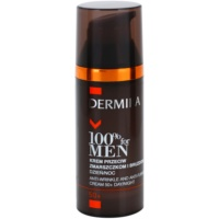 Dermika 100% for Men creme contra as rugas profundas 50+