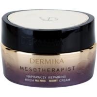 відновлюючий нічний крем для зрілої шкіри