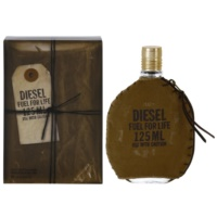 Diesel Fuel for Life Homme Eau de Toilette para homens 125 ml