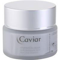 Feuchtigkeitscreme mit Kaviar