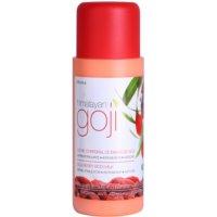 leite corporal de bagas de Goji