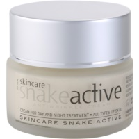 Diet Esthetic SnakeActive denný a nočný protivráskový krém shadím jedom