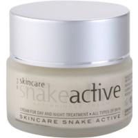 Diet Esthetic SnakeActive денний та нічний крем проти зморшок зі зміїним ядом