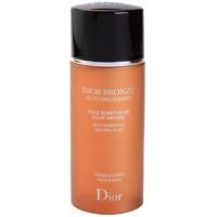Dior Dior Bronze Auto-Bronzant автобронзиращо масло за лице и тяло