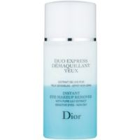 Dior Cleansers & Toners Instant Eye Makeup Remover