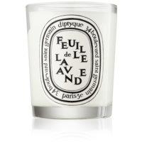 Diptyque Feuille de Lavande lumanari parfumate  190 g