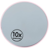 Magnifying Cosmetic Mirror with Suction Cups
