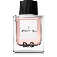 Dolce & Gabbana 3 L'Imperatrice Eau de Toilette für Damen 50 ml