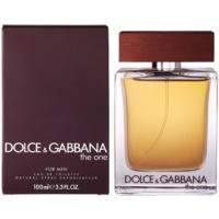 Dolce & Gabbana The One for Men Eau de Toilette für Herren 100 ml