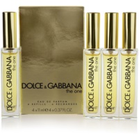 Eau de Parfum für Damen 4 x 11 ml Nachfüllung mit Zerstäuber