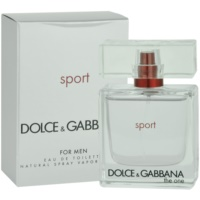 Dolce & Gabbana The One Sport for Men Eau de Toilette für Herren