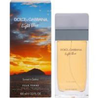 Dolce & Gabbana Light Blue Sunset in Salina eau de toilette para mujer