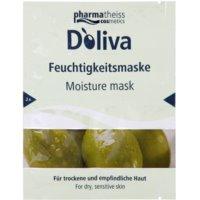 зволожуюча маска для чутливої сухої шкіри