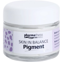 Dermatological Cream For Skin With Hyperpigmentation