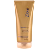 Dove DermaSpa Summer Revived leche con color