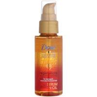 regenerierendes Öl-Serum für stark geschädigtes Haar