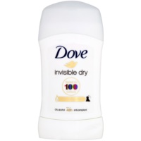 Dove Invisible Dry antitranspirante sólido anti-manchas blancas 48h